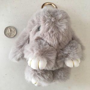 Accessories - Cute Rabbit key chain/bag charm